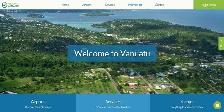 Airports Vanuatu