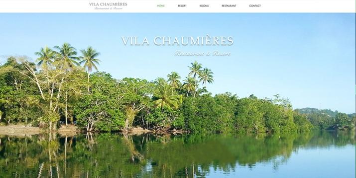 Vila Chaumières Restaurant & Resort