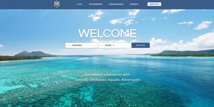 Vanuatu Uncharted Aquatic Adventures